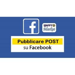 Pubblicazione POST sui Gruppi di Facebook